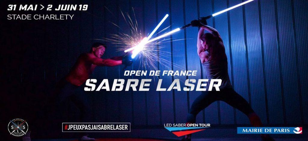 compétition sabre laser