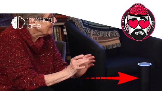 Memory Lane, sauvegarder la mémoire des seniors à l'aide d'Echo. 1
