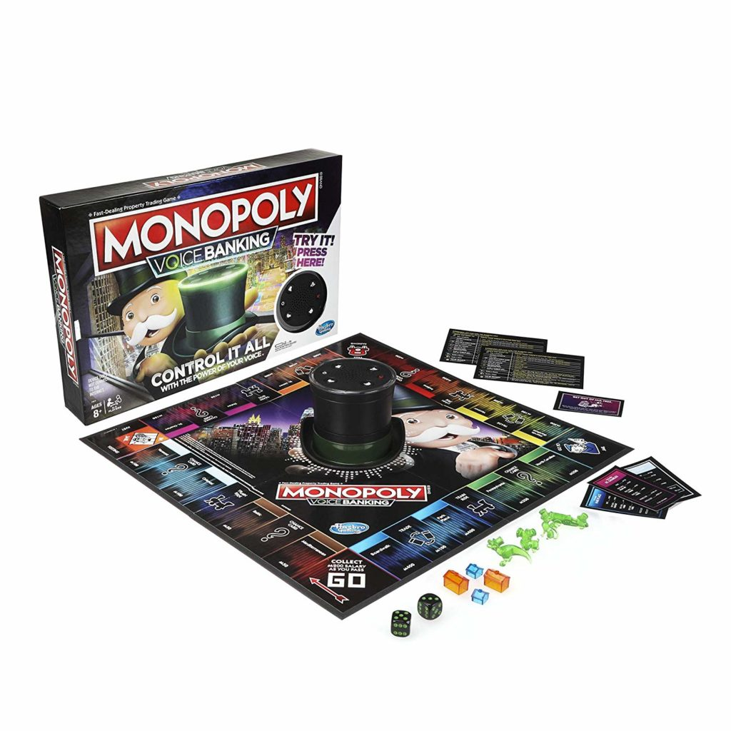 Un Monopoly avec un assistant vocal ? 1