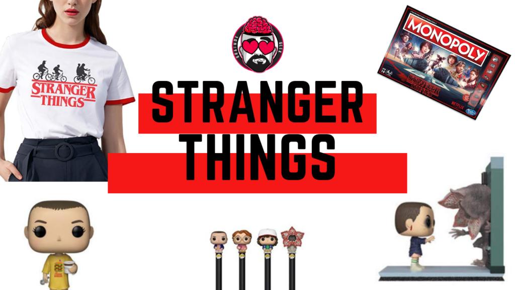 Stranger Things, les produits dérivés les plus cool. 1