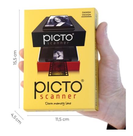 PictoScanner, un outil pour numériser vos veilles diapos 1