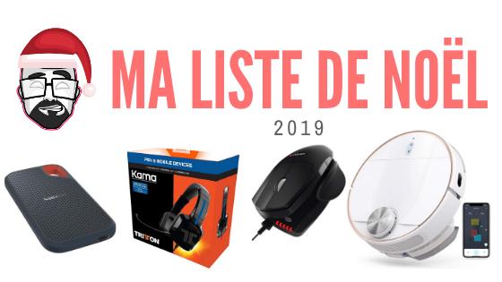 Mes idées cadeaux high-tech pour Noël 2019 1