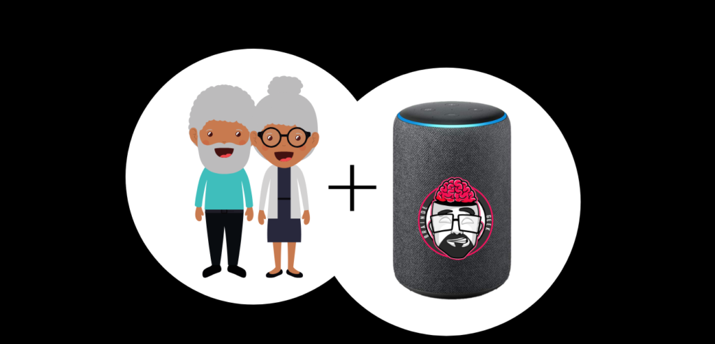 L'assistant vocal Amazon Alexa et les seniors 1