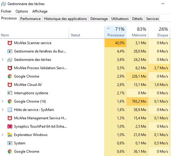 Windows 10, trucs et astuces pour accélérer votre PC 1