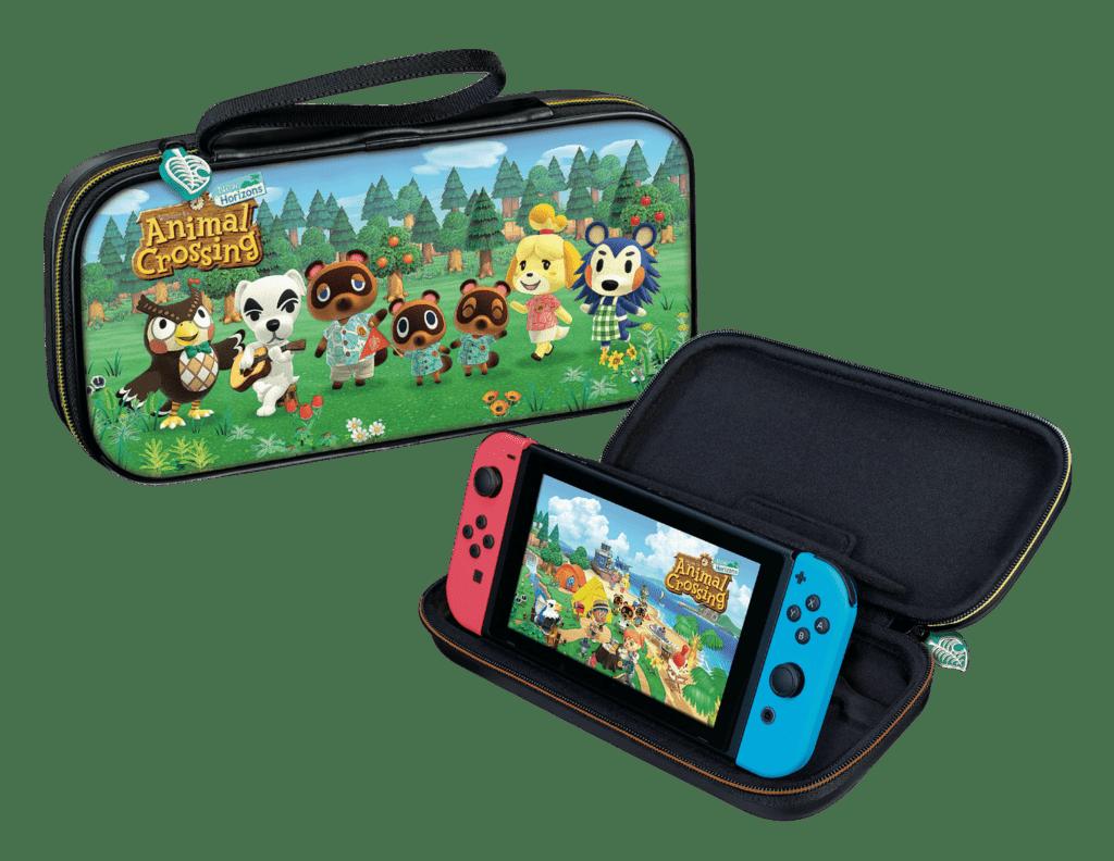 Nouveaux équipements :Nintendo Switch + Lite Bigben 1