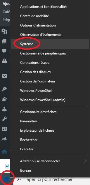 Windows 10 64bits ou 32bits comment savoir ? différence ? 1