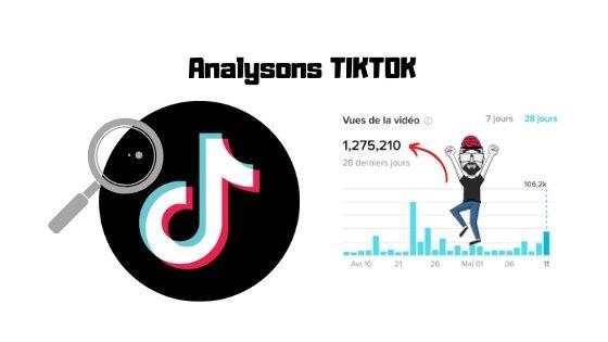 TikTok, analysons ce réseau social 1