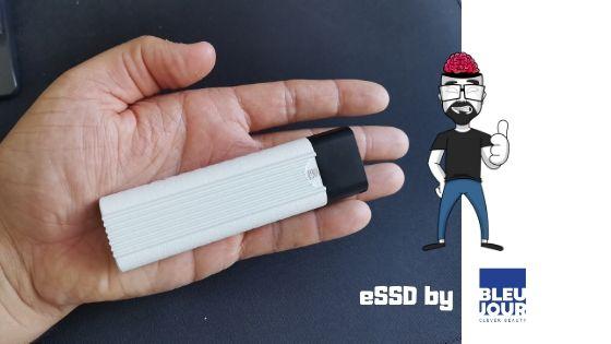 eSSD by Bleu Jour : prise en main, test et avis 1