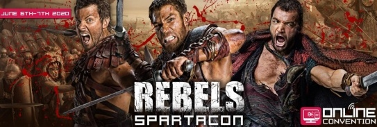 Série Spartacus convention