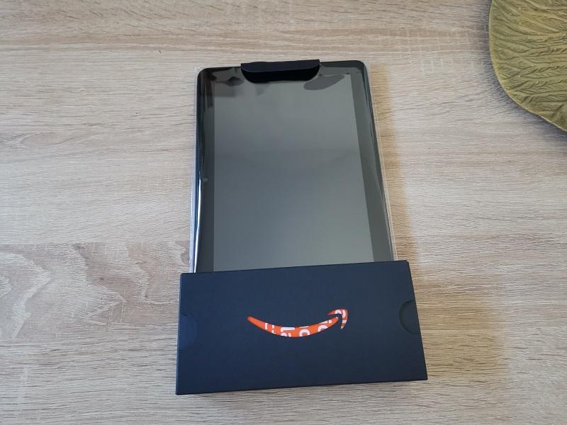 Test, prise en main de la tablette Fire HD 8 1