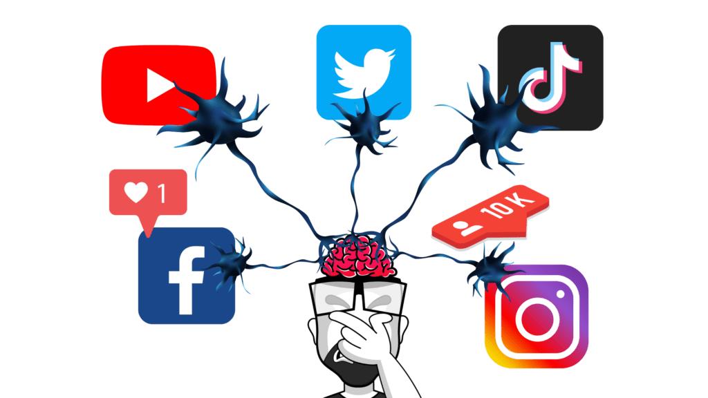 L'utilisation des réseaux sociaux impacte ma santé. 1
