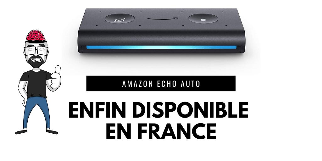 L'Amazon Echo Auto est enfin disponible ! 1