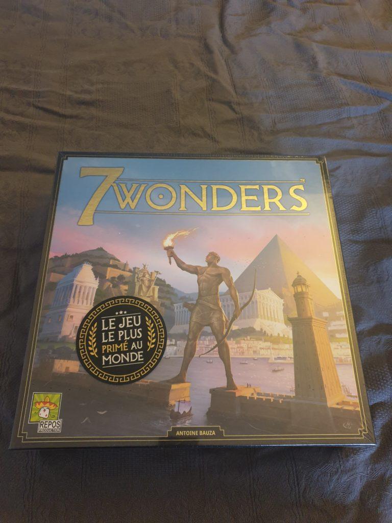 Jeu 7 Wonders
