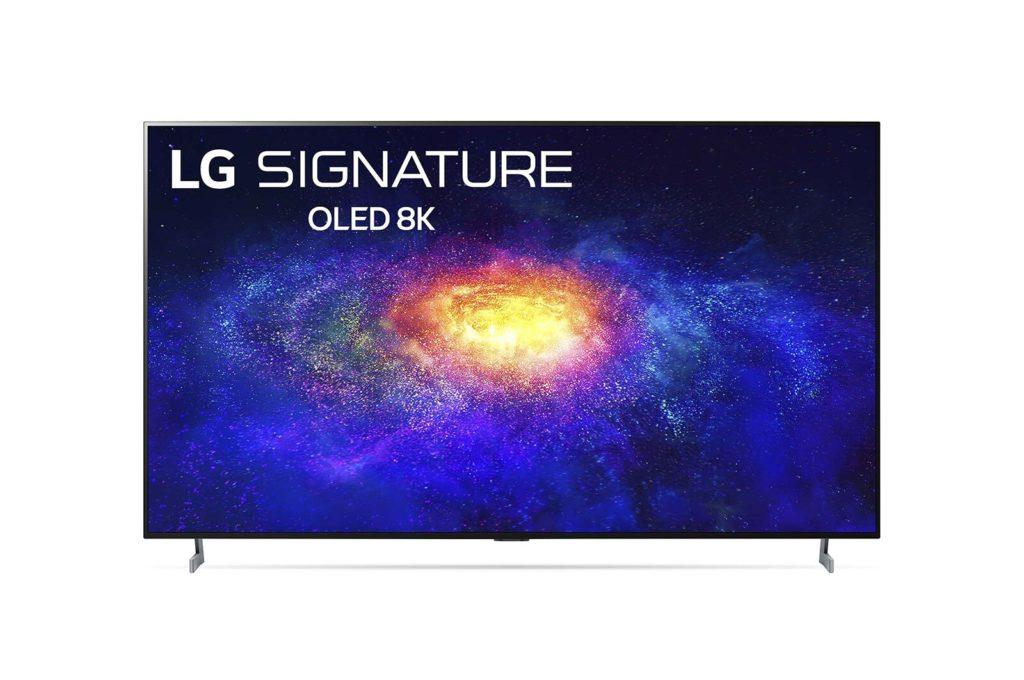 LG dévoile déja des téléviseurs 8K orienté gaming 1