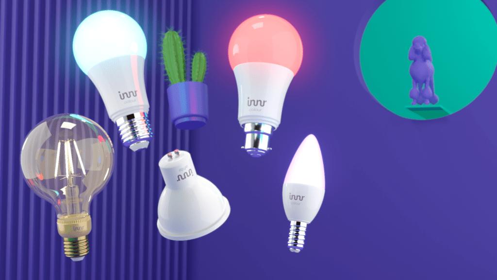 ampoule connectée inné