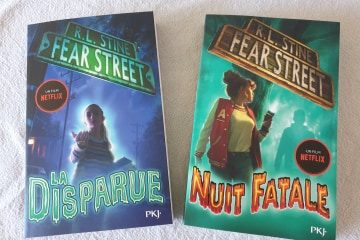 fear street livre