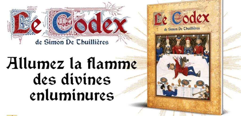 le codex Simon de Thuillières